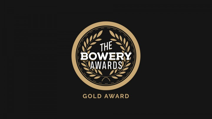 Ganamos ORO en Bowery Awards del New York Festivals